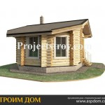 http://aspdom.com/project/20132/banya-s-erkerom-iz-br..Баня с эркером из бревна
