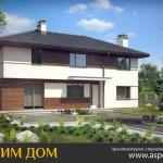 http://aspdom.com/project/11396/4m0764m076Проект комфортного, просторного двухэтажного дома