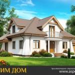 http://aspdom.com/project/11392/4m0204m020Проект классического дома с мансардой
