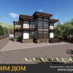 http://aspdom.com/project/20185/dvukhetazhnyy-dom-po-..Двухэтажный дом по технологии фахверк